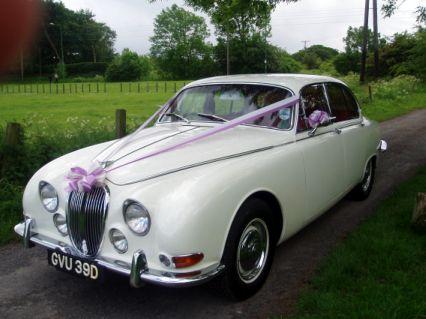1965 Jaguar Merlin Wedding Cars