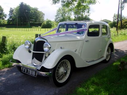 1936 Riley Merlin